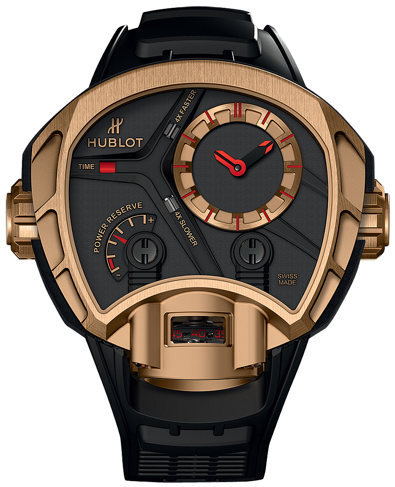 Hublot Masterpiece MP 02 Key of Time Watch902.OX.1138.RX