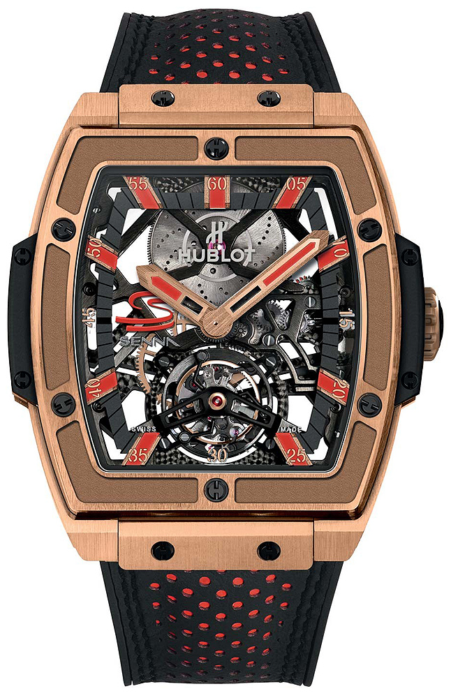 Hublot Masterpiece MP-06 Senna Watch906.OX.0123.VR.AES13