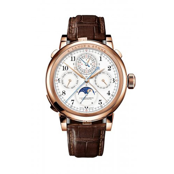 A. Lange & Sohne 1815 Grand Complication Pink Gold 912.032 Replica