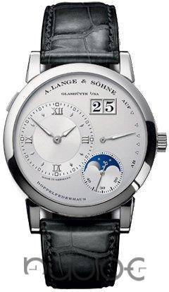 A Lange & Sohne Lange 1 Moonphase Mens Replica Watch 109.025