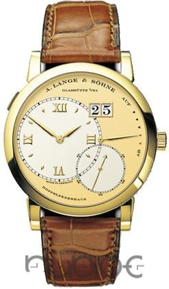 A Lange & Sohne Grand Lange 1 Mens Replica Watch 115.021