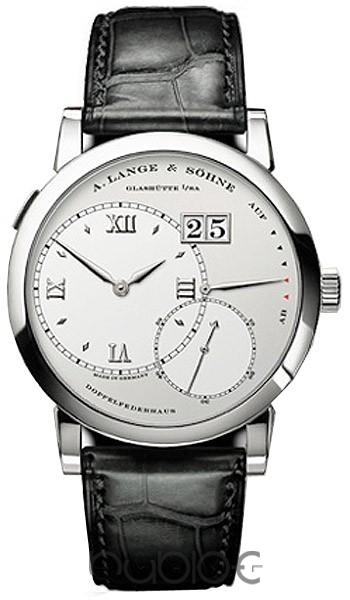 A Lange & Sohne Grand Lange 1 Mens Replica Watch 115.025