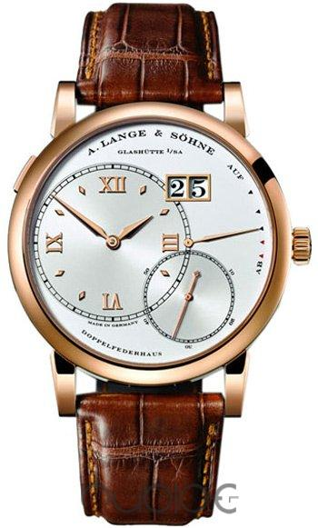 A Lange & Sohne Grand Lange 1 Mens Replica Watch 115.032