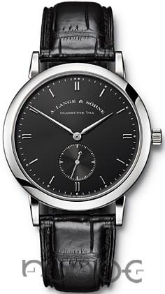 A Lange & Sohne Saxonia Mens Replica Watch 215.029