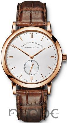 A Lange & Sohne Saxonia Mens Replica Watch 215.032