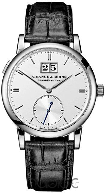 A Lange & Sohne Saxonia Automatik Mens Replica Watch 315.026