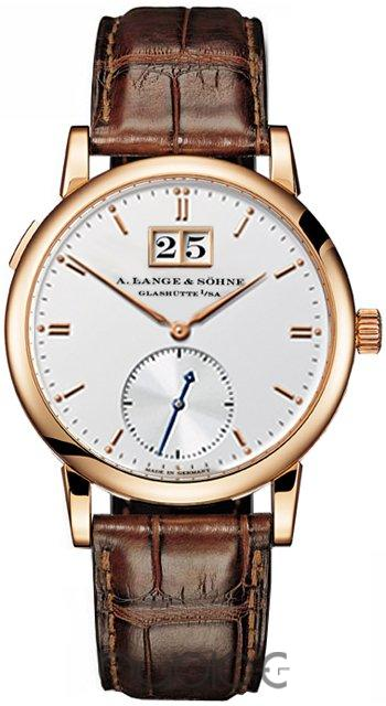 A Lange & Sohne Saxonia Automatik Mens Replica Watch 315.032
