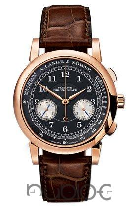 A Lange & Sohne 1815 Chronograph Mens Replica Watch 401.031