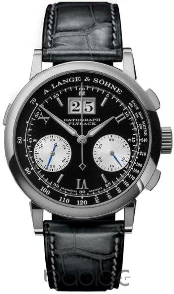 A Lange & Sohne Datograph Mens Replica Watch 403.035