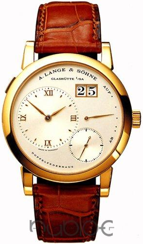 A Lange & Sohne Lange 1 Mens Replica Watch 101.021