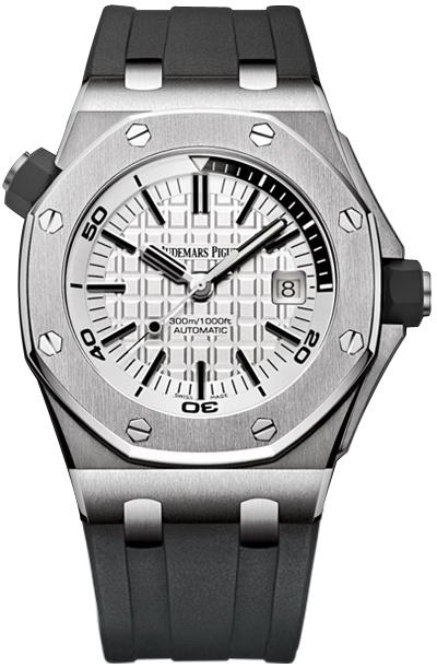 Audemars Piguet Royal Oak Offshore Diver Watch 15710ST.OO.A002CA