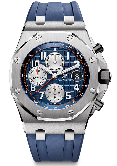 AP Royal Oak Offshore Navy Chronograph 26470ST.00.A027CA.01