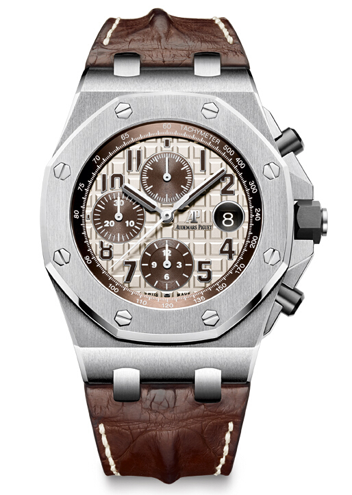 AP Royal Oak Offshore Safari Chronograph 26470ST.00.A801CR.01