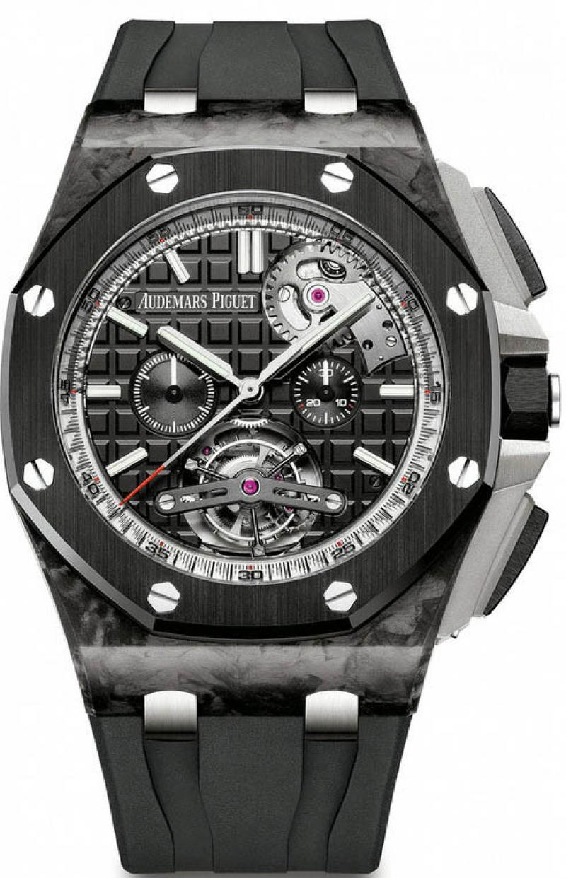 Audemars Piguet Royal Oak Offshore Tourbillon Chronograph 26550A