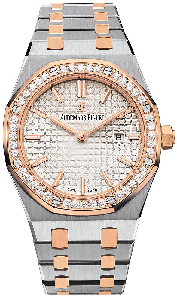 Audemars Piguet Royal Oak Lady Quartz Watch 67651SR.ZZ.1261SR.01