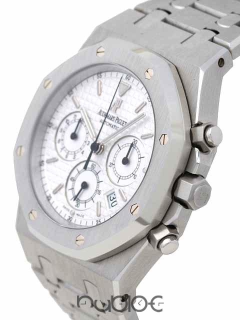 Audemars Piguet-Royal Oak Chronograph-25860ST.OO.1110ST.05