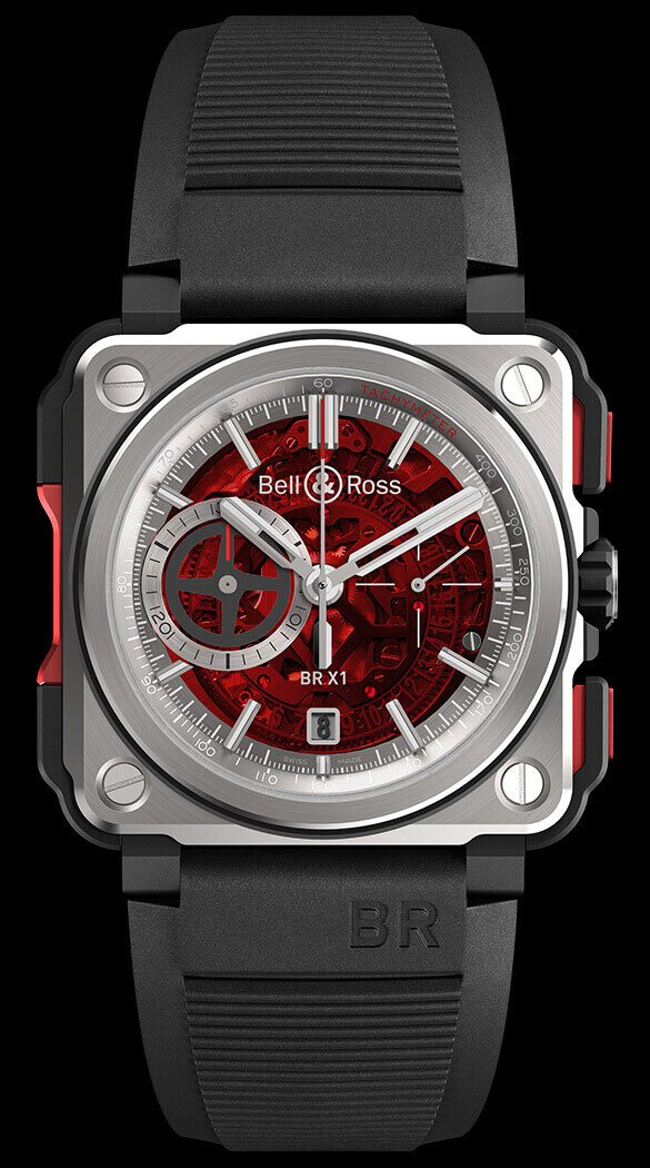 Bell & Ross BR-X1 RED BOUTIQUE EDITION