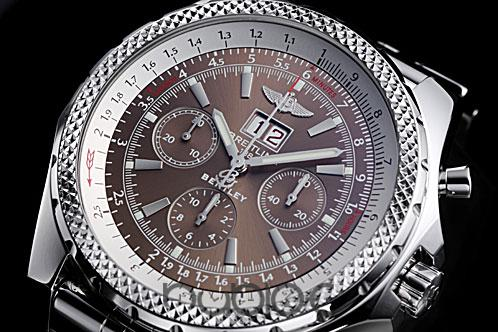 BREITLING BENTLEY MOTORS 6.75 A442Q04SP