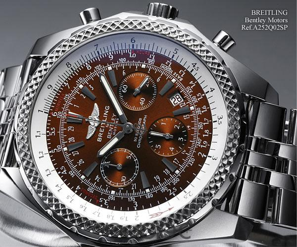 Breitling for Bentley A252Q02SP