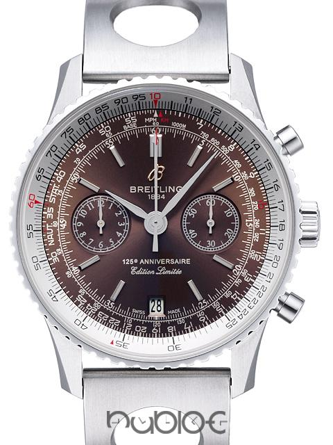 BREITLING NAVITIMER 125th Anniversary Limited Edition A262Q59ARS