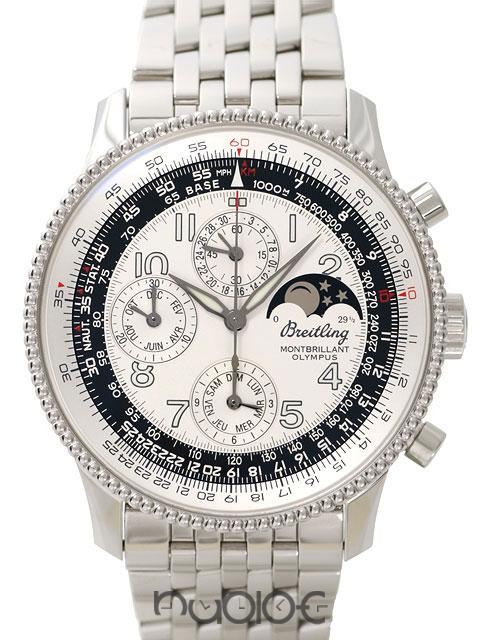 BREITLING MONTBRILLANT ORYMPUS A191G92NP