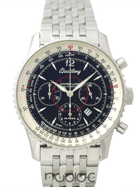 BREITLING MONTBRILLANT A417B75NP