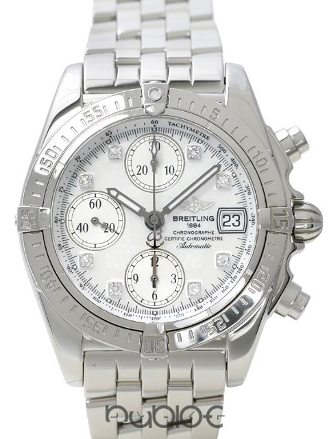 BREITLING WINDRIDER CHRONO COCKPIT A152A78PA