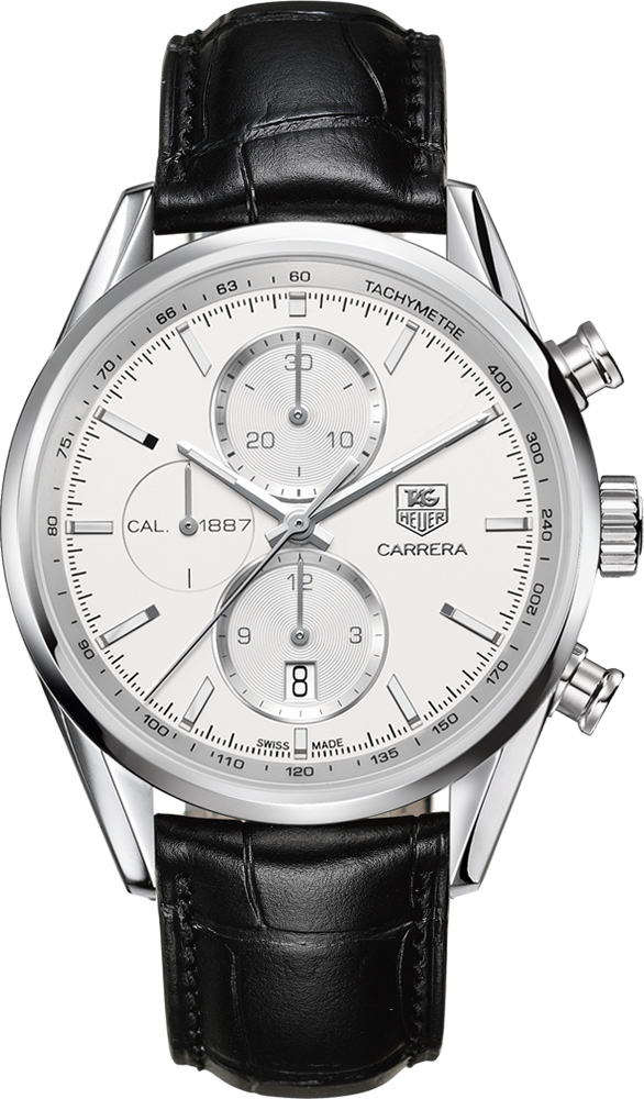 TAG Heuer Carrera Calibre 1887 Automatic Chronograph 41 mm CAR21 CAR2111.FC6266
