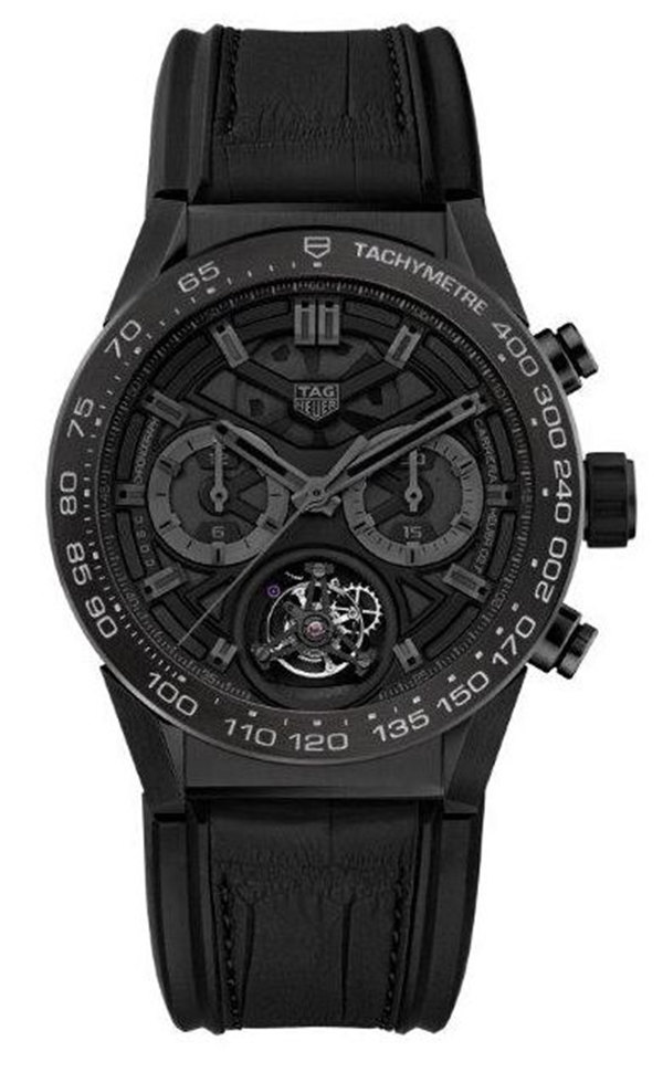 Tag Heuer Carrera Tourbillon Chronograph Automatic Replica