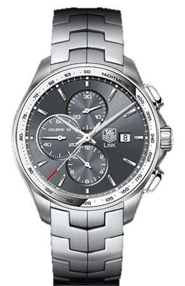 Tag Heuer Link Anthracite Dial Chronograph Automatic CAT2017.BA0952 Replica