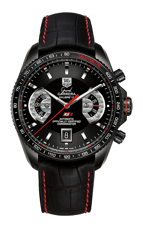 TAG Heuer Grand Carrera Calibre 17RS2 CAV518B.FC6237