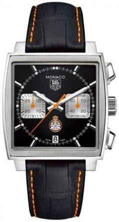 Tag Heuer Monaco Calibre 12 Automatic Chronograph 39mm CAW211K.FC6311