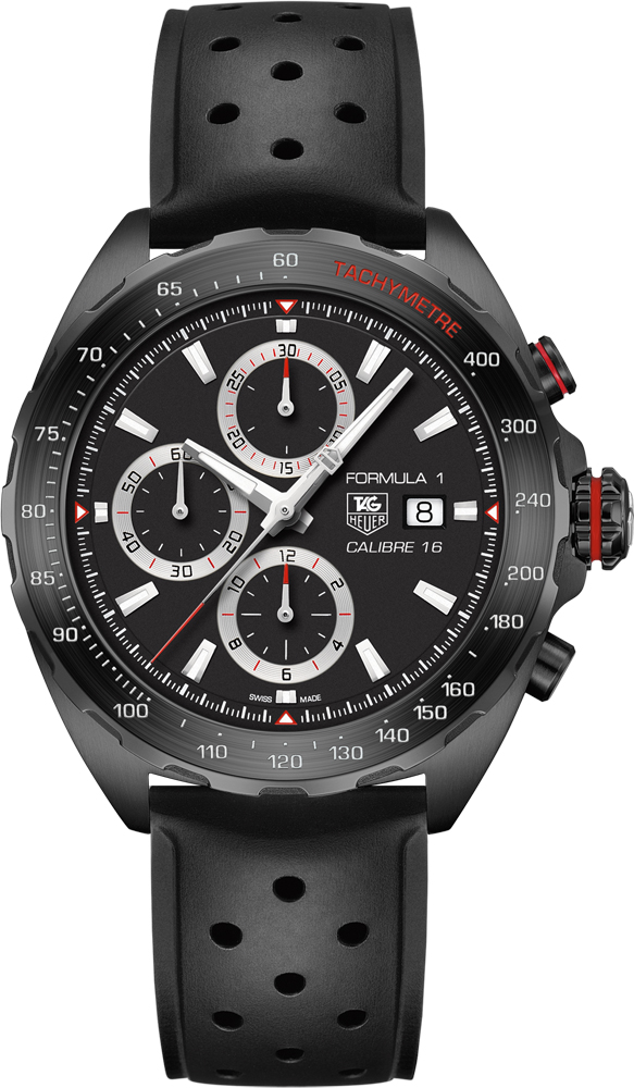 TAG Heuer Formula 1 Calibre 16 Automatic Chronograph 44 MM caz2011.ft8024