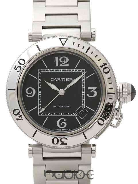 Cartier PASHA SEA-TIMER W31077M7