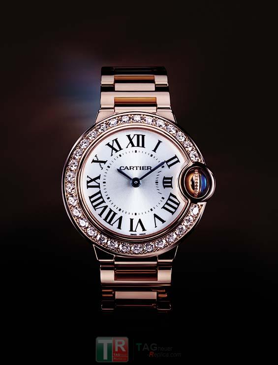 Cartier Ballon Bleu Large Luxury W69009Z4