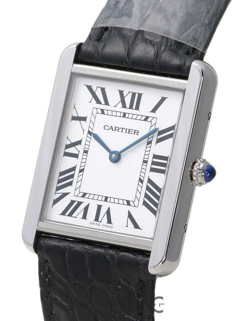 Cartier TANK SOLO LM W1018355