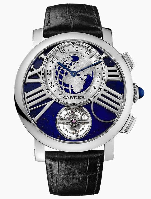 Cartier Rotonde de Cartier Earth and Moon W1556222