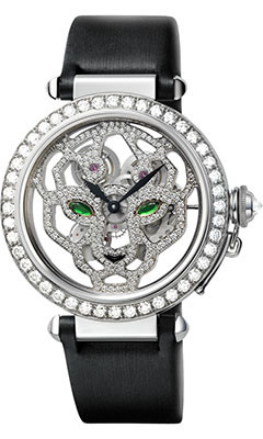 Cartier Feminine Complications Pasha skeletonHPI00365