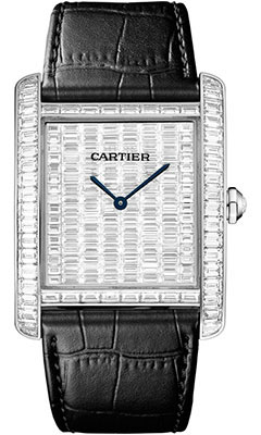 Cartier Tank MC White GoldHPI00623