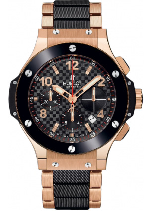 Hublot Big Bang Gold White 41mm 341.pe.2010.rwes