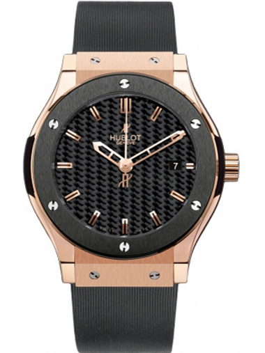 Hublot Classic Fusion Automatic Gold 42mm 542.pm.1780.rxes