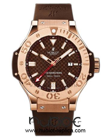 Hublot Big Bang King Chocolate Mens 322.PC.1001.RX