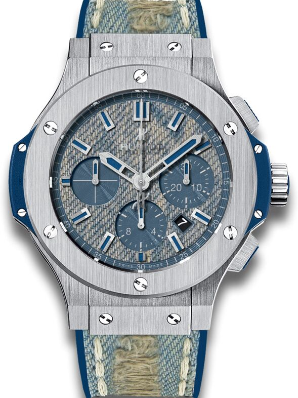 Hublot Big Bang Automatic 44mm JEANS Limited Edition