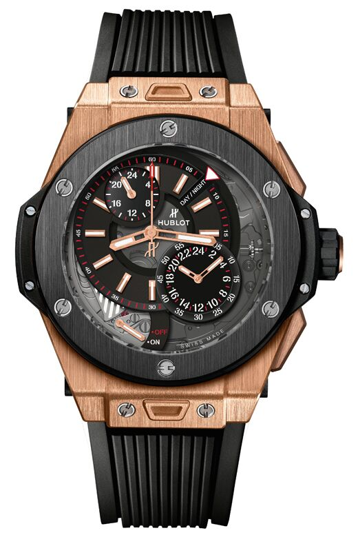 Hublot Big Bang Alarm Repeater Men's Watch