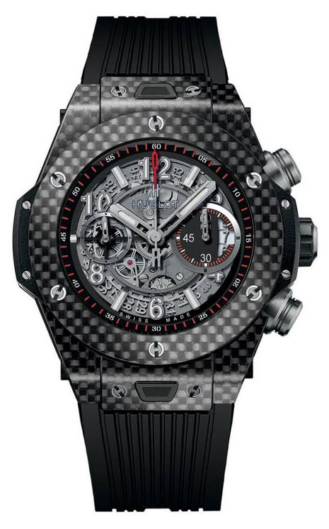 Hublot Big Bang Unico Carbon Watch