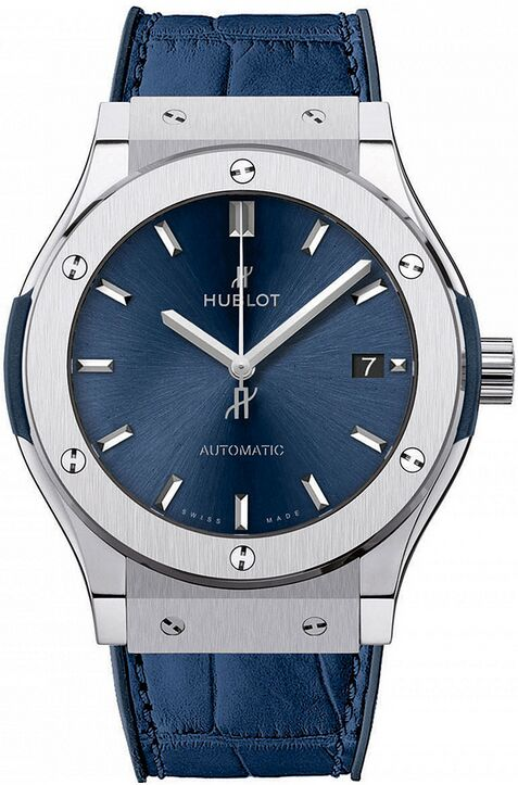 Hublot Classic Fusion Automatic Titanium 45mm Watch