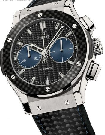 Hublot Classic Fusion Chronograph Bol d??Or Mirabaud 76th Editio