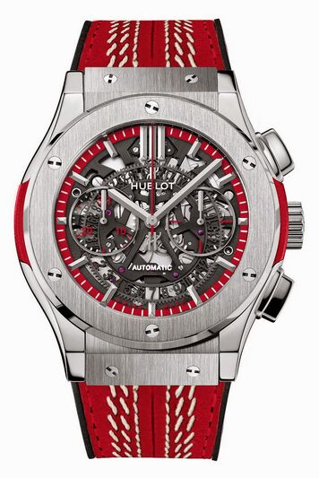 Hublot Classic Fusion Aerofusion Cricket World Cup 2015 Titanium