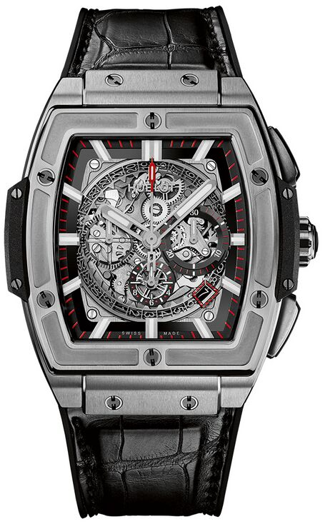 Hublot Spirit Of Big Bang Titanium Watch