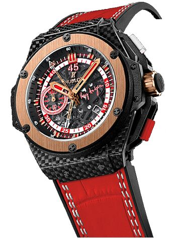 Hublot King Power 66 Hodgson Watch